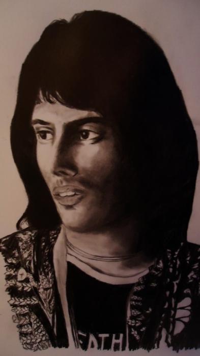 Freddie Mercury par missfayagirl71